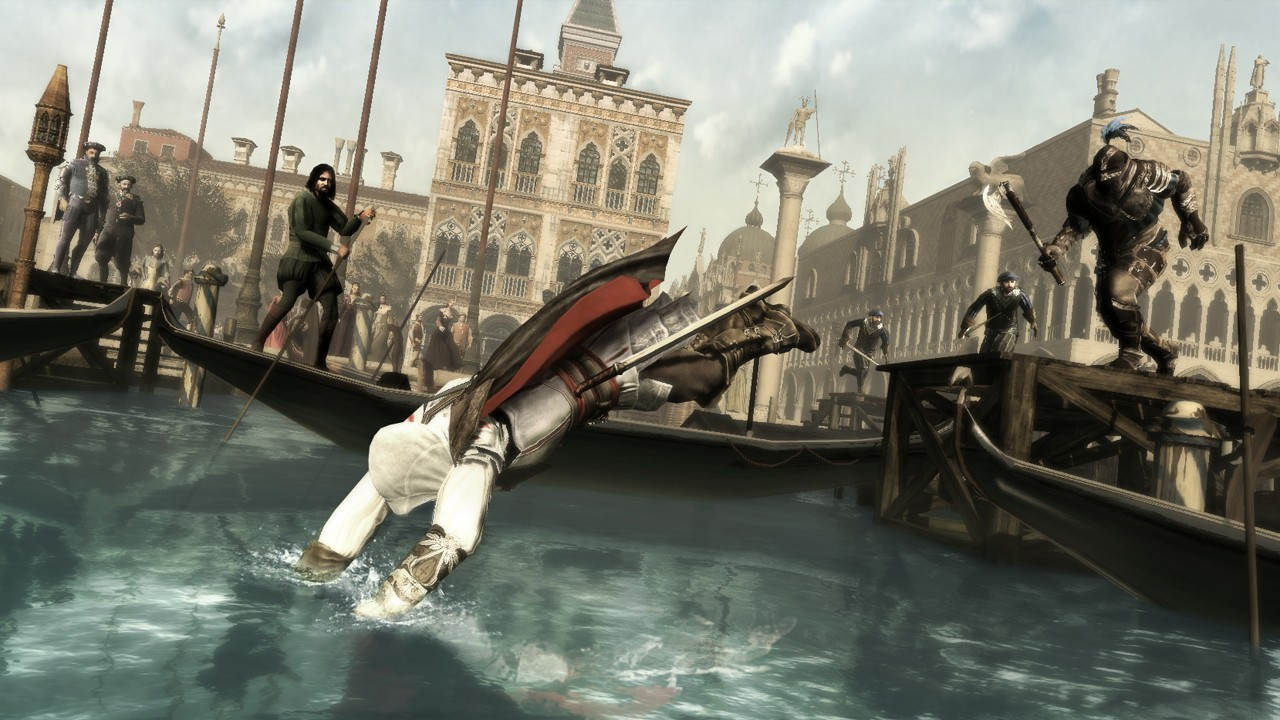 Assassin's Creed 2 Xbox 360 | 8