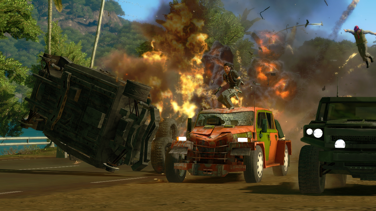 Just Cause 2 PC   7