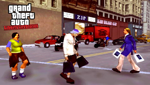 GTA : Liberty City Stories Playstation Portable | 18