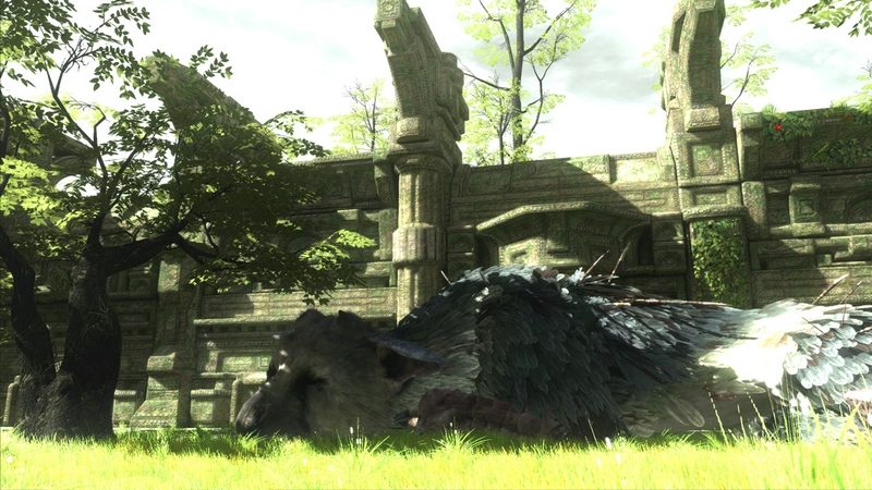 The Last Guardian Playstation 3 | 1