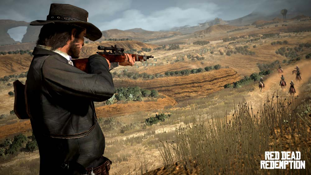 Red Dead Redemption Xbox 360 | 16