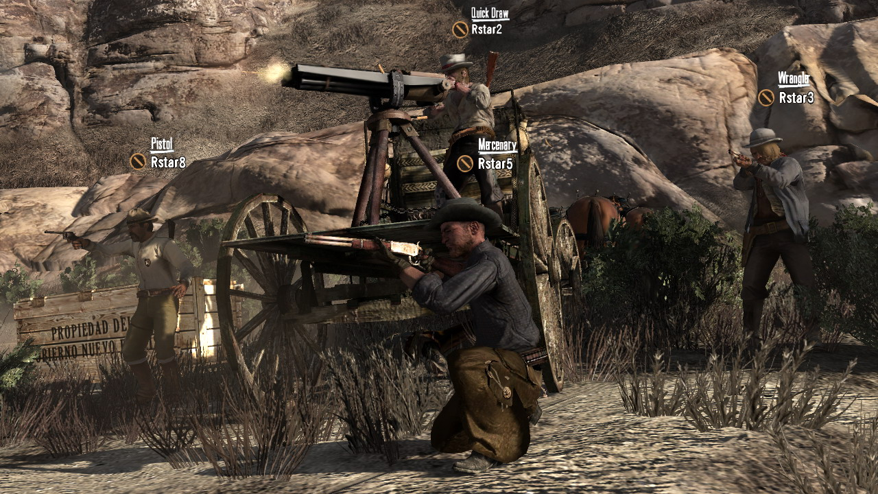 Red Dead Redemption Xbox 360   70