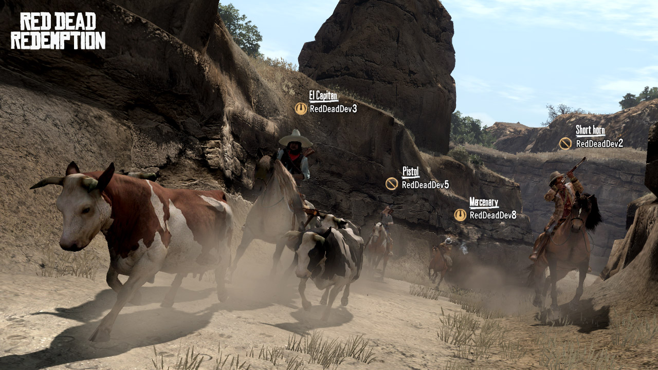 Red Dead Redemption Xbox 360 | 85