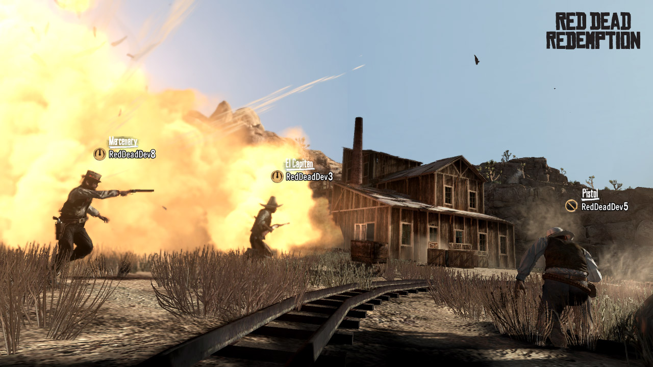 Red Dead Redemption Xbox 360 | 86