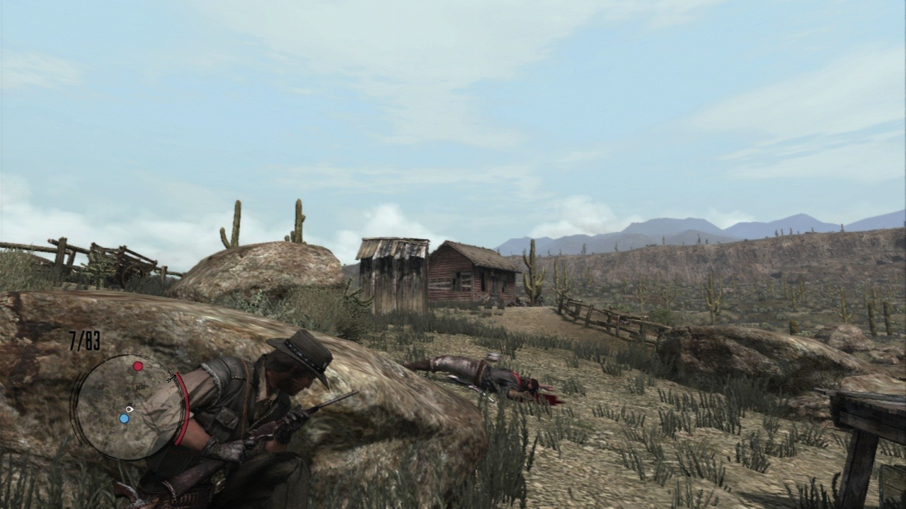 Red Dead Redemption Playstation 3 | 83