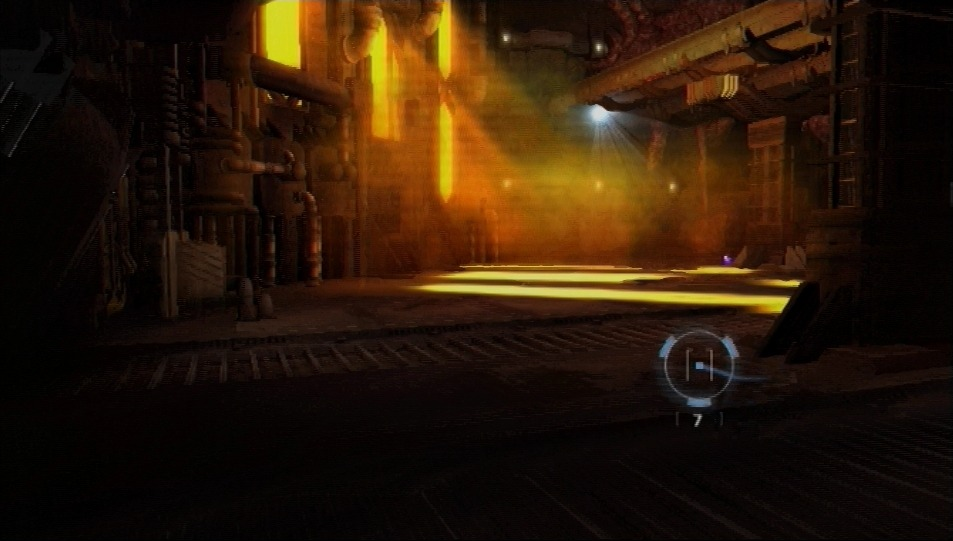 Dead Space Extraction WII   1