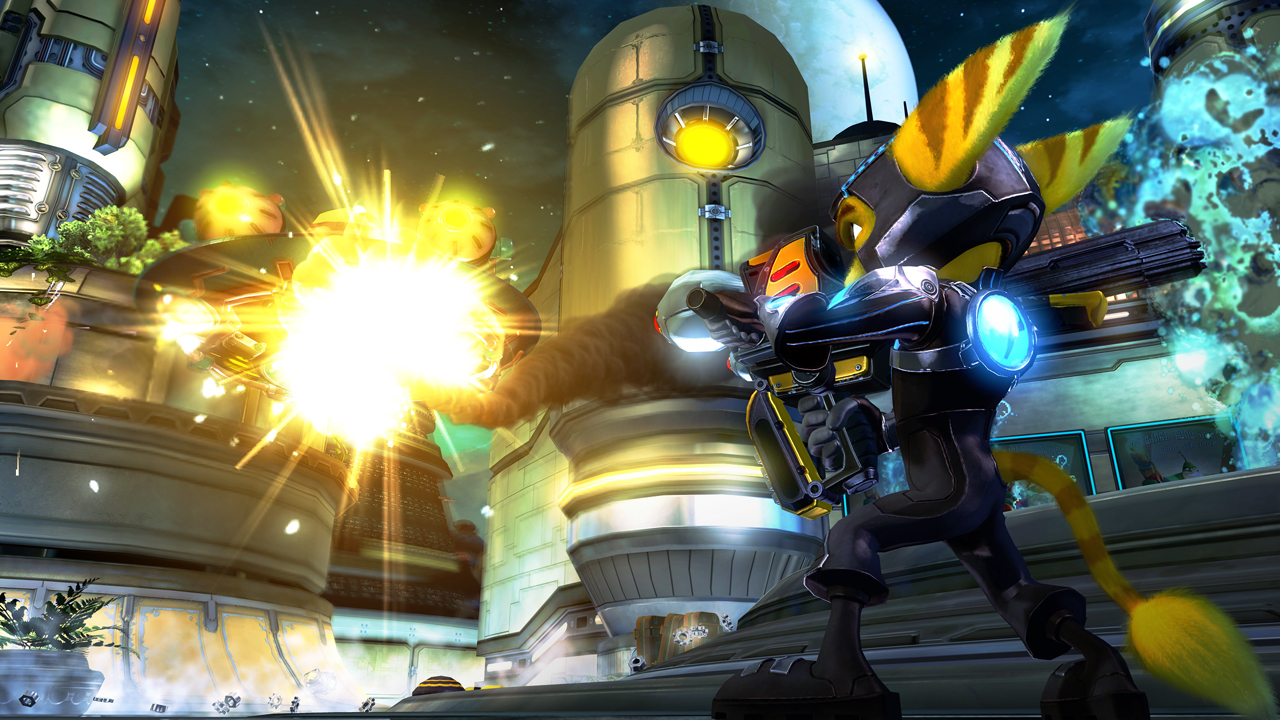 Ratchet & Clank : A Crack in Time Playstation 3 | 4