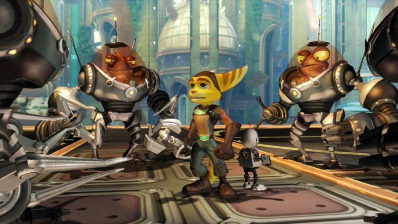 Ratchet & Clank : Operation Destruction Playstation 3 | 10