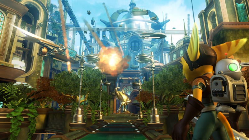Ratchet & Clank : Operation Destruction Playstation 3 | 12