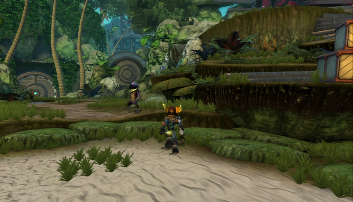 Ratchet & Clank : Quest for Booty Playstation 3 | 2