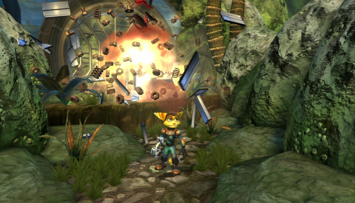 Ratchet & Clank : Quest for Booty Playstation 3 | 6