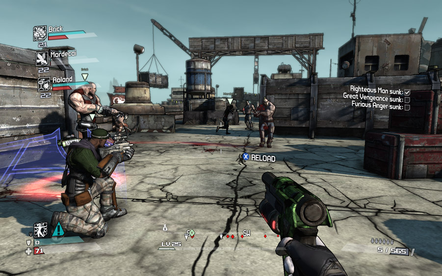 Borderlands Playstation 3 | 7