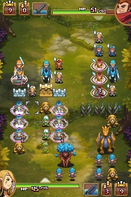 Might & Magic : Clash of Heroes Nintendo DS | 19
