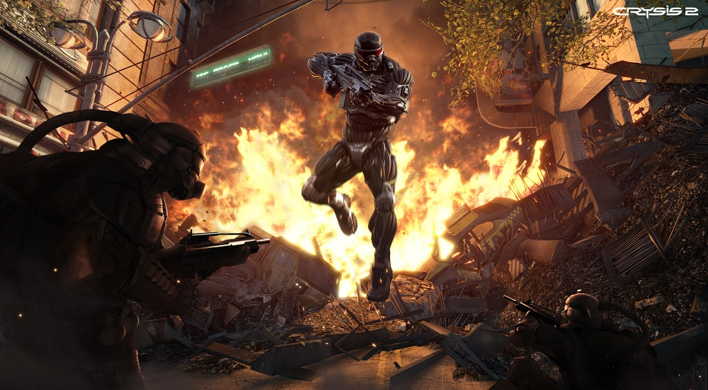 Crysis 2 Playstation 3 | 54