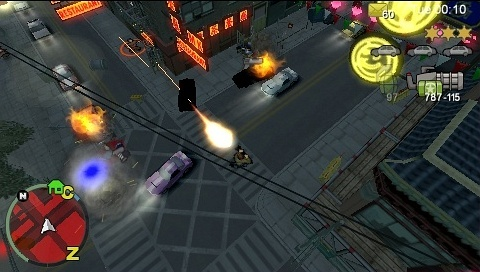Grand Theft Auto : Chinatown Wars Playstation Portable | 13