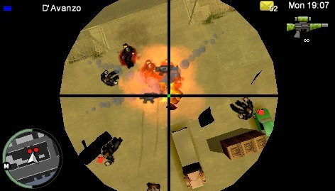Grand Theft Auto : Chinatown Wars Playstation Portable | 7