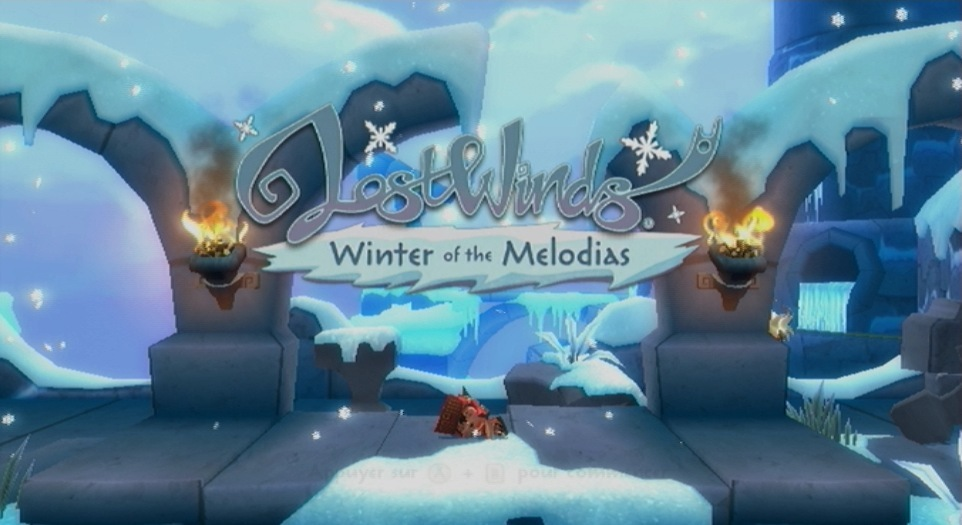 LostWinds : Winter of the Melodias WII | 12