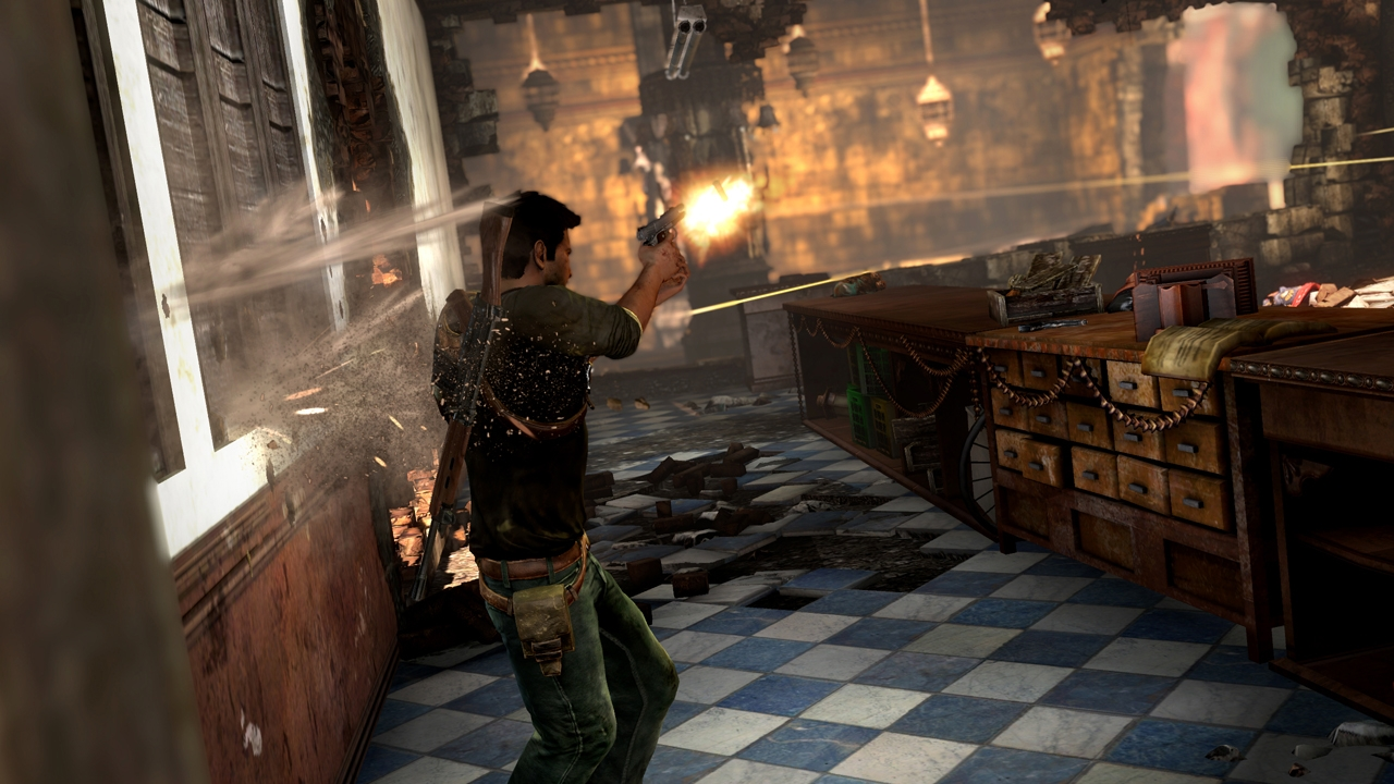 Uncharted 2 : Among Thieves Playstation 3 | 13