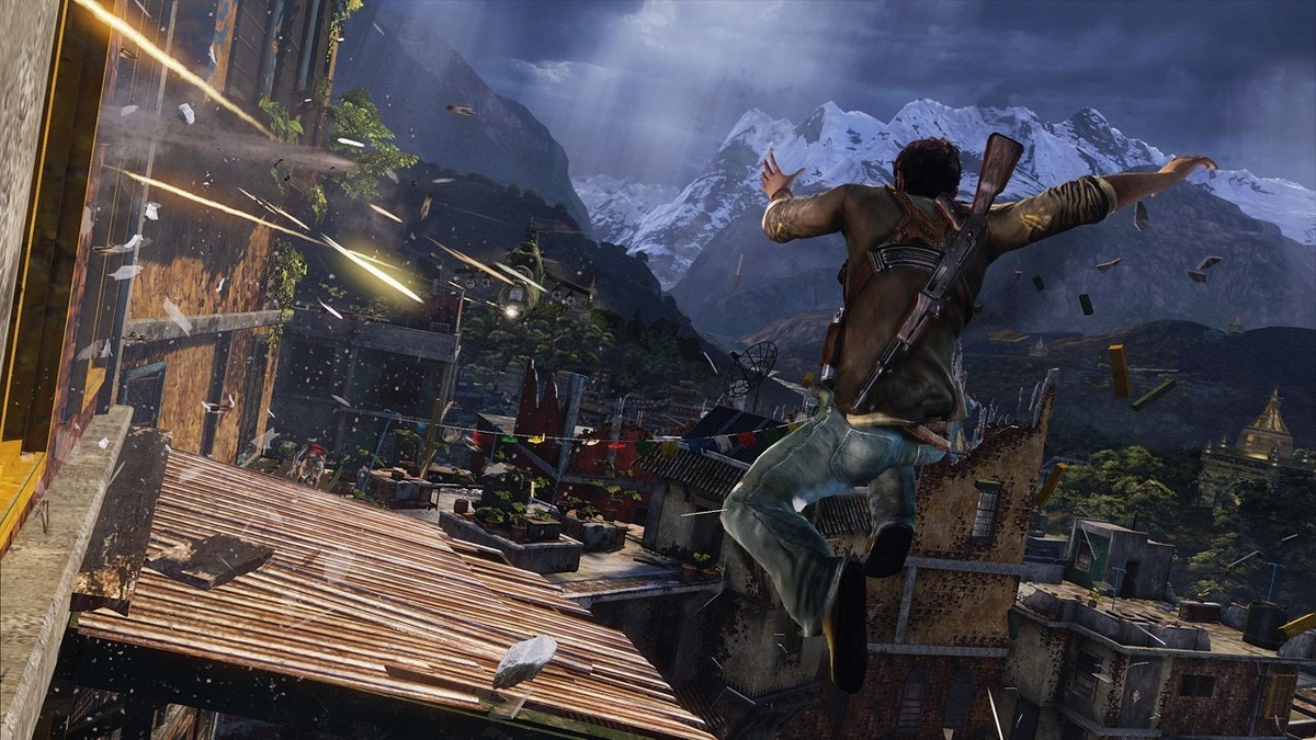 Uncharted 2 : Among Thieves Playstation 3 | 14