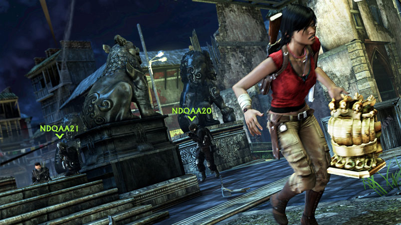 Uncharted 2 : Among Thieves Playstation 3 | 16