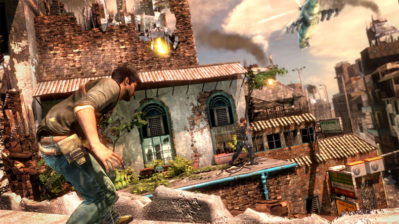Uncharted 2 : Among Thieves Playstation 3 | 17