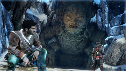 Uncharted 2 : Among Thieves Playstation 3   8