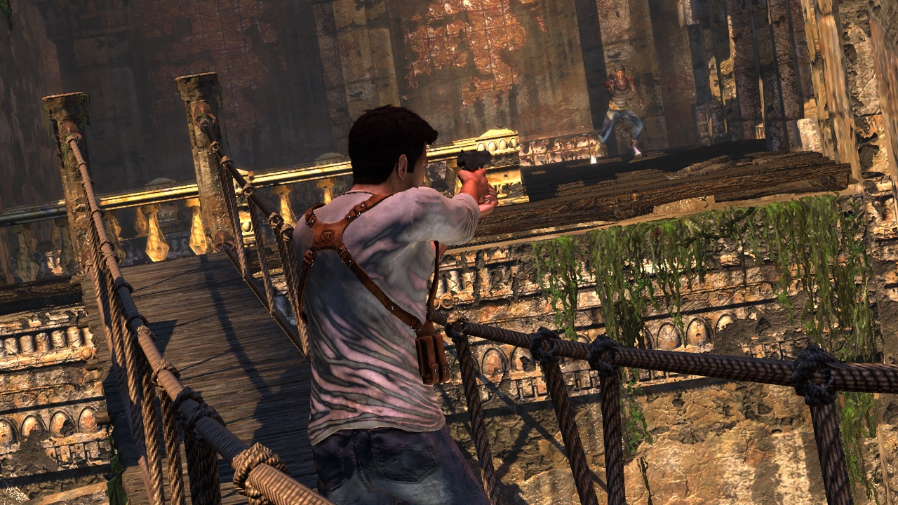 Uncharted 2 : Among Thieves Playstation 3 | 9