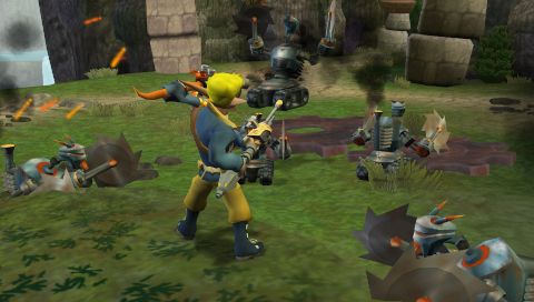 Jak and Daxter : The Lost Frontier Playstation Portable | 1