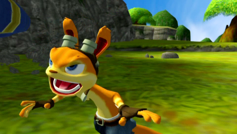 Jak and Daxter : The Lost Frontier Playstation Portable | 7