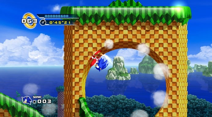 Sonic the Hedgehogg 4 Playstation 3 | 10