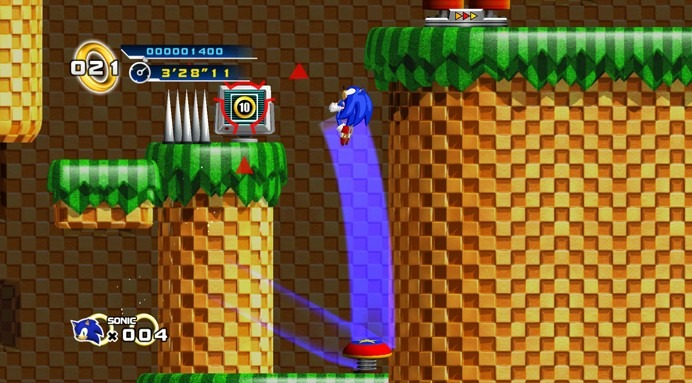 Sonic the Hedgehogg 4 Playstation 3 | 11
