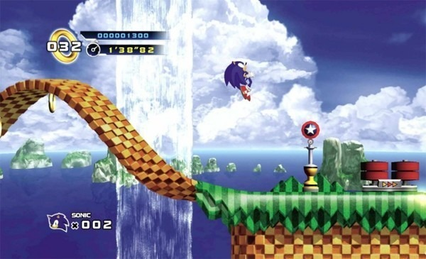 Sonic the Hedgehogg 4 Playstation 3 | 15