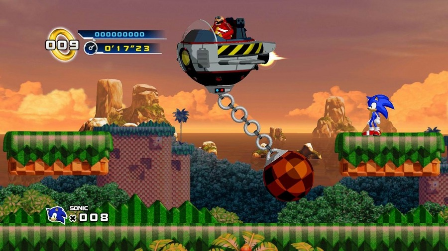 Sonic the Hedgehogg 4 Playstation 3 | 2