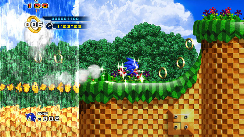 Sonic the Hedgehogg 4 Playstation 3 | 30