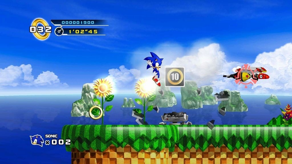 Sonic the Hedgehogg 4 Playstation 3 | 35
