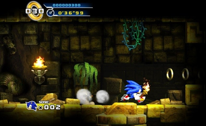 Sonic the Hedgehogg 4 Playstation 3 | 38