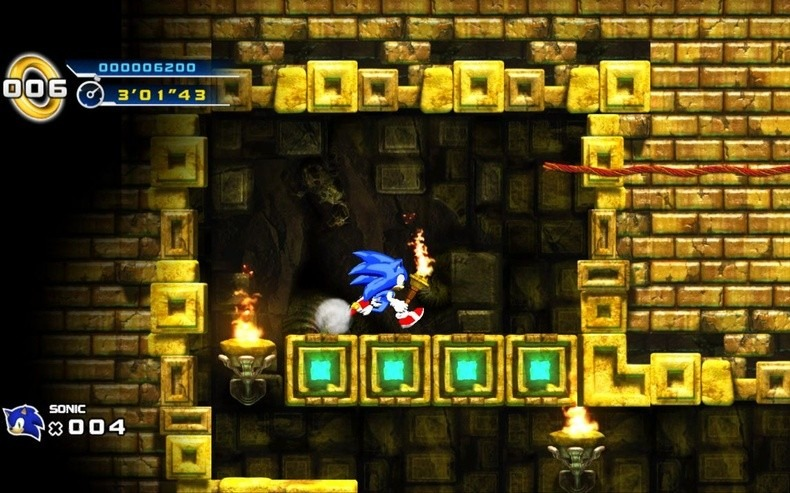 Sonic the Hedgehogg 4 Playstation 3   39