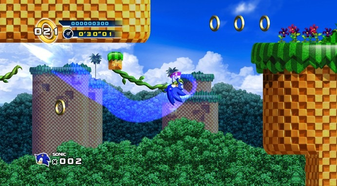 Sonic the Hedgehogg 4 Playstation 3 | 5