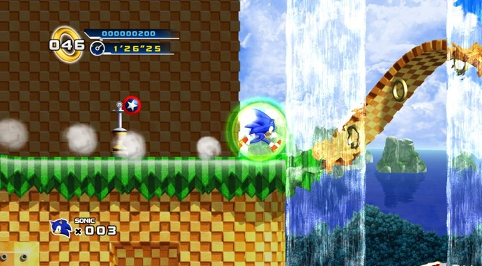 Sonic the Hedgehogg 4 Playstation 3 | 6