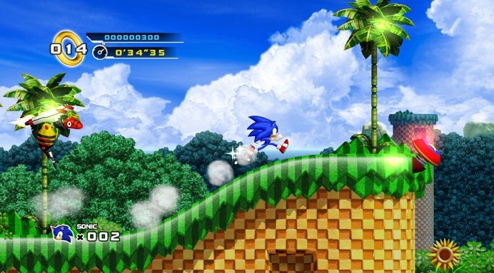 Sonic the Hedgehogg 4 Playstation 3 | 7