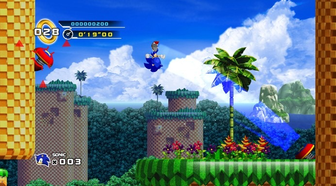 Sonic the Hedgehogg 4 Playstation 3 | 8