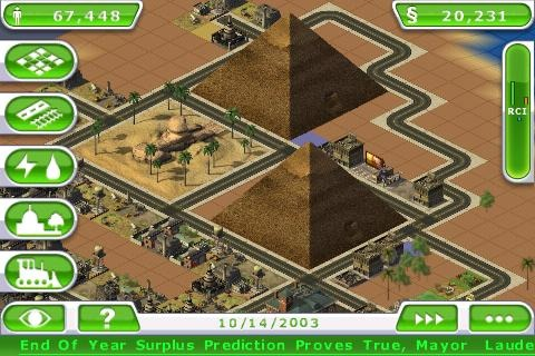 SimCity Deluxe iPhone | 4