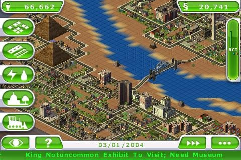 SimCity Deluxe iPhone | 5