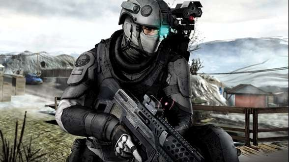 Tom Clancy's Ghost Recon: Future Soldier Xbox 360 | 10