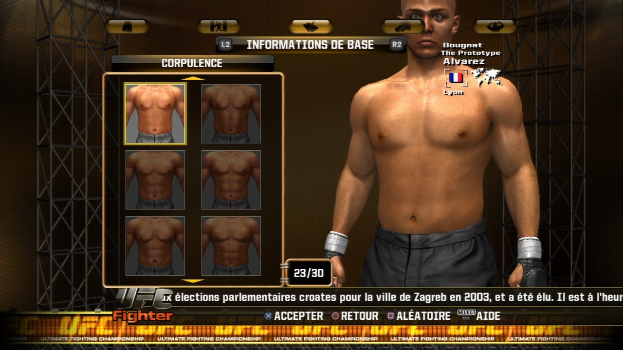 UFC Undisputed 2010 Playstation 3 | 29