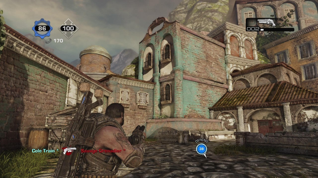 Gears of War 3 Xbox 360 | 32