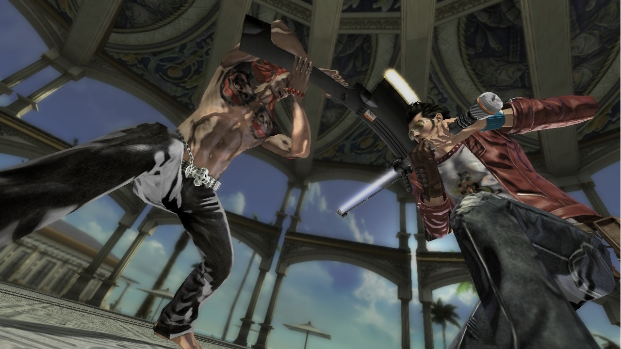 No More Heroes : Paradise Playstation 3 | 2