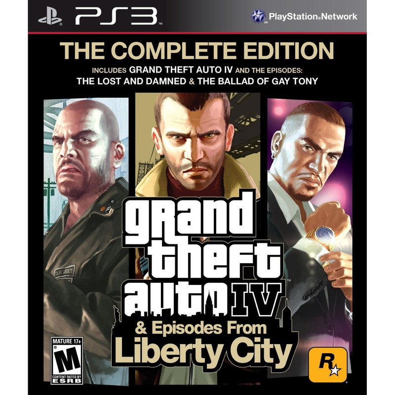 Grand Theft Auto : Episodes from Liberty City Playstation 3 | 8