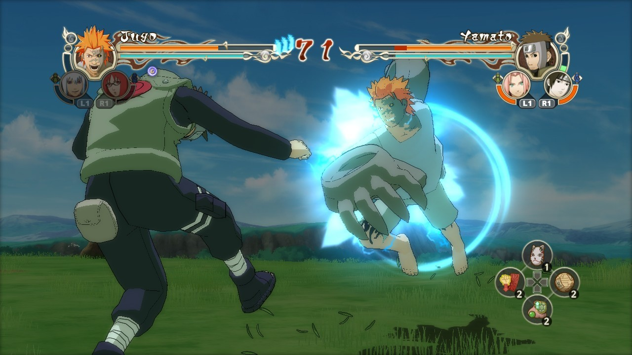 Naruto Shippuden : Ultimate Ninja Storm 2 Playstation 3 | 48