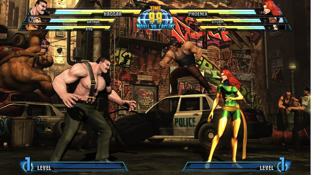 Marvel vs Capcom 3 : Fate of Two Worlds Playstation 3 | 102